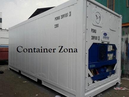 Container Reefer Di Tangerang